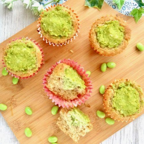 Zunda muffin recipe
