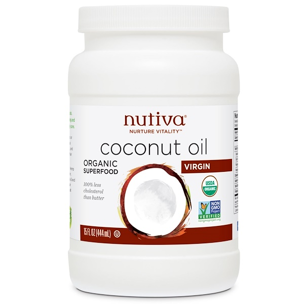 coconut oil; iherb