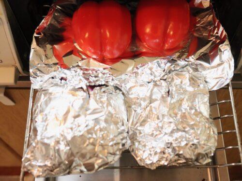 栄養たっぷり ひよこ豆と野菜で作る虹色フムスのレシピ