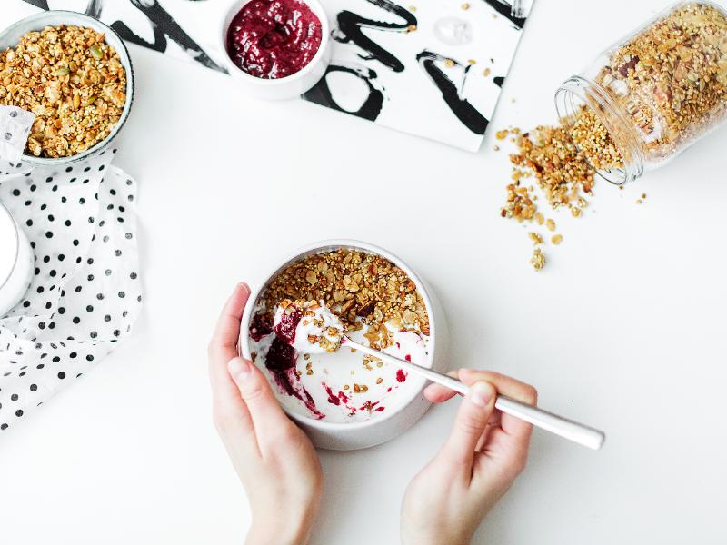 朝食は食べるべき?の画像