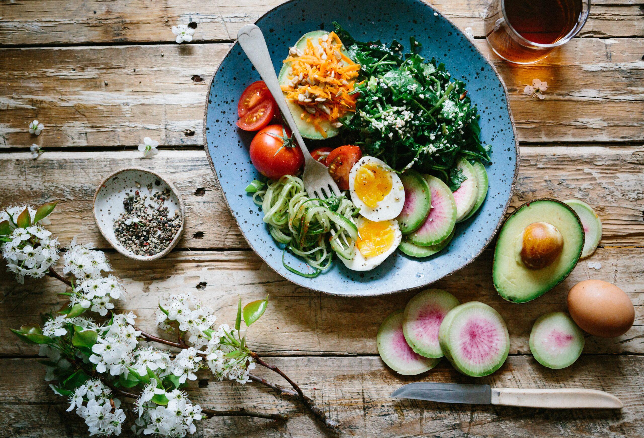 バランスを整える食品