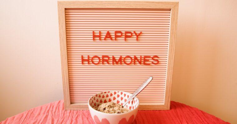 ホルモンバランスを整える ブロ用画像