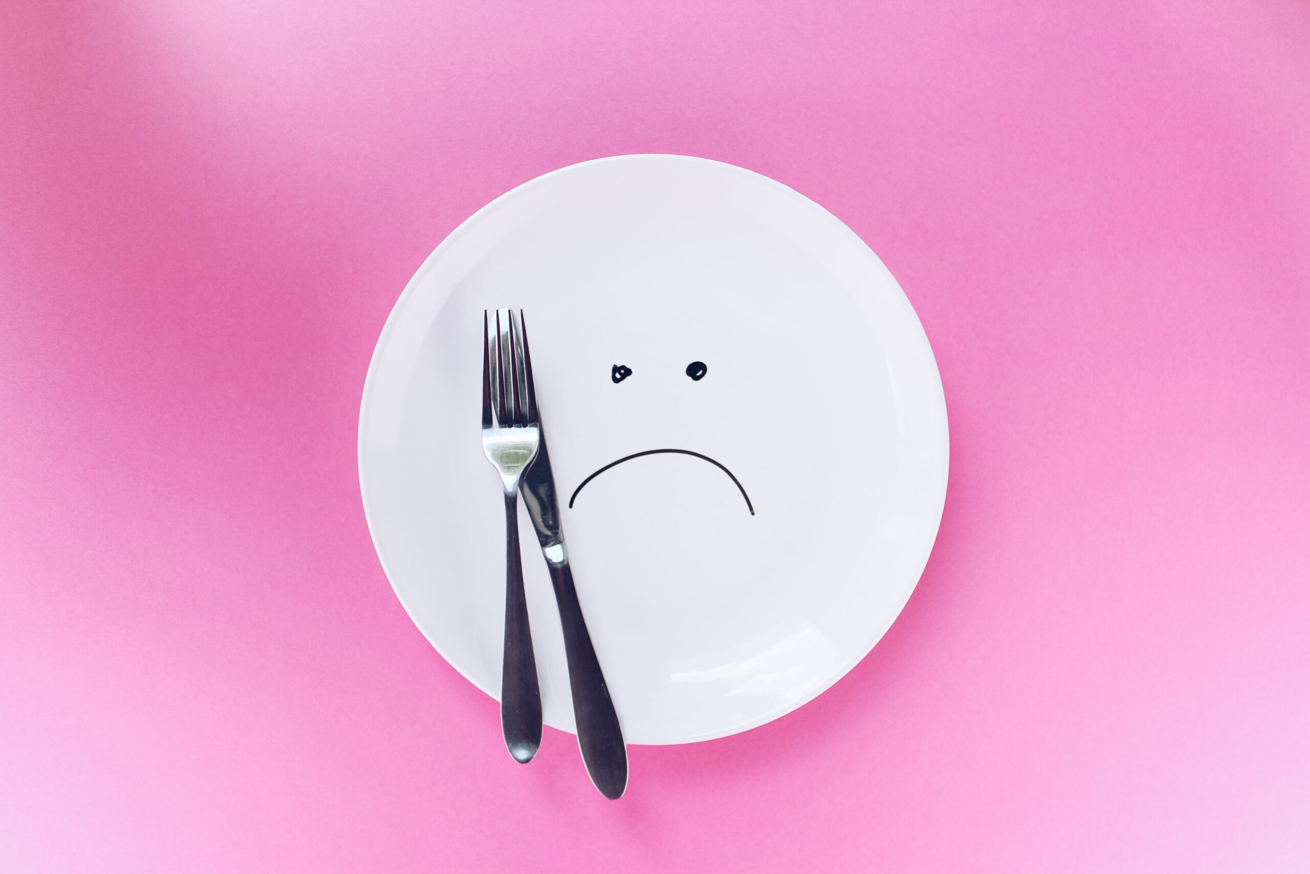 食べていないのに体重が減らない イメージ画像
